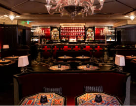 Baccarat Bar, London
