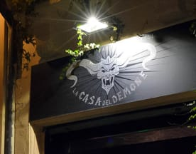 La Casa del Demone, Torino