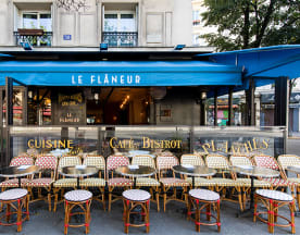 Le Flâneur, Paris