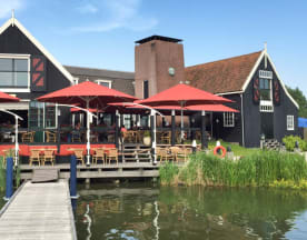 Paviljoen Smit-Bokkum, Volendam