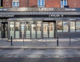 L'Atelier 15, Saint-Ouen