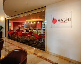Hashi Sushi Bar (Hotel Sheraton Bogotá), Bogotá