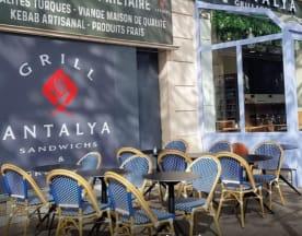 Grill Antalya, Boulogne-Billancourt