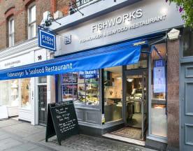 Fishworks - Marylebone, London