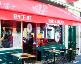 Le 16e Sens, Paris