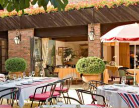 Restaurant de l'Hôtellerie du Bas-Bréau, Barbizon