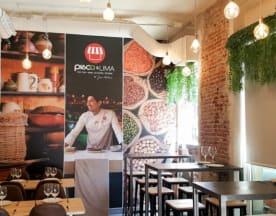 Pisco y Lima, Madrid