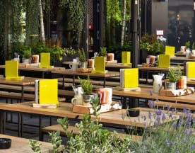 HANS IM GLÜCK Burgergrill & Bar - Paderborn MARIENPLATZ, Paderborn