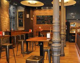 Taverna Cava Baja, Madrid