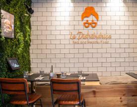 "La Distributrice ""Real and Healthy Food"", Barcelona"
