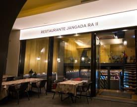 Jangada RA II, Funchal