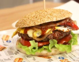 Tasty Burger, Torino