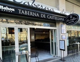 Taberna de Castellana, Madrid