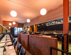 Seafood restaurant Brasserie Bark, Amsterdam