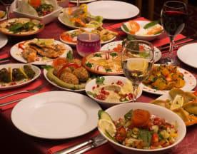 Beirut Mezze Lebanese restaurant, Bristol