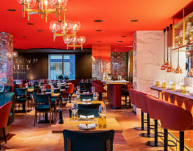 Midtown Grill (Marriott Hotel), Amsterdam