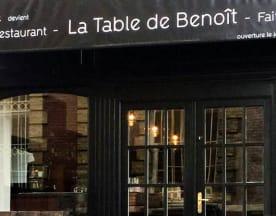 La Table de Benoît, Fécamp