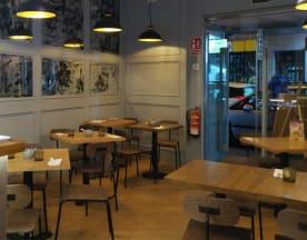 Barista Casual Food, Madrid