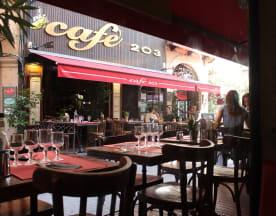 Cafe 203 / Opera, Lyon