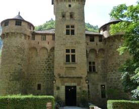 Château de la Caze, Sainte-Enimie