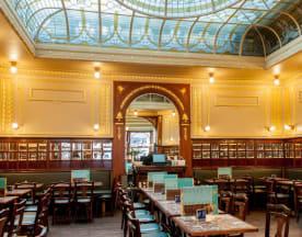 Greenwich Café, Bruxelles