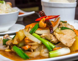 Sukhothai Restaurant - Harrogate, Harrogate
