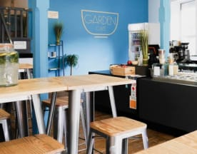 Garden Café, La Rochelle