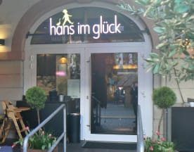 HANS IM GLÜCK Burgergrill & Bar - Koblenz AM PLAN, Koblenz
