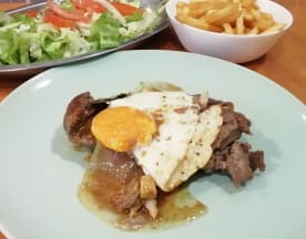 100 Truques Grill And Burger, Almada