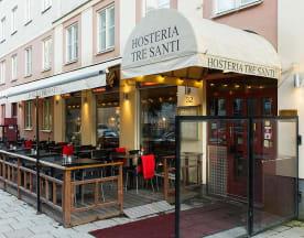 Hosteria Tre Santi, Stockholm