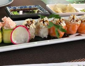 I Mo Sushi, Crema