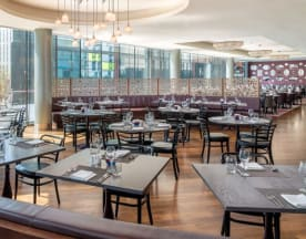 The Association Restaurant @ Hilton London Wembley, London