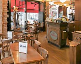 Cafe des Peupliers, Paris