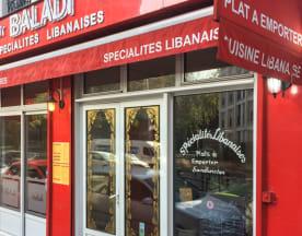 Baladi, Paris