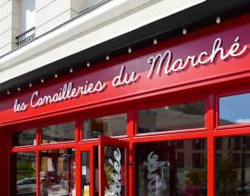 Les Canailleries du Marché, Chaville
