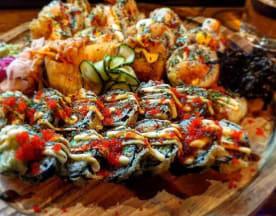 MT Sushi, Stockholm