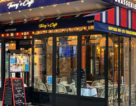 Terry's Café, Paris