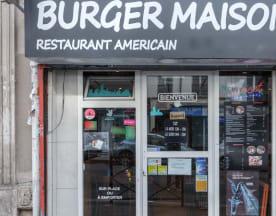avec amour - le burger, Paris