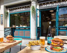 La central hamburgueseria Born, Barcelona