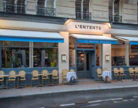 L'Entente, Le British Brasserie, Paris