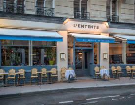 L'Entente, Le British Brasserie, Paris