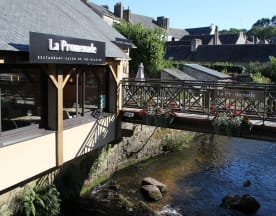 La Promenade - Restaurant, Pont-Aven