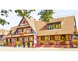 Hostellerie du Cerf Blanc, Neuhaeusel