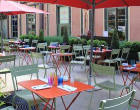 La Pizzeria du Café la Jatte, Neuilly-sur-Seine