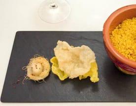 Restaurant Montiel, Barcelona