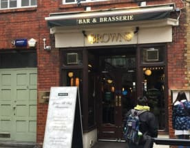 Browns Brasserie & Bar - Covent Garden, London