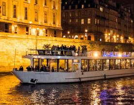 La Croisière de Paris - Le Dîner Festif, Paris