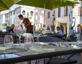 Le Café de la Poste, Biot
