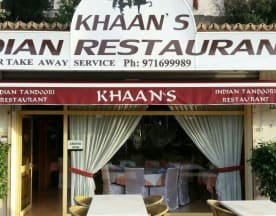 Khaan's Indian Restaurant, Rotes Velles