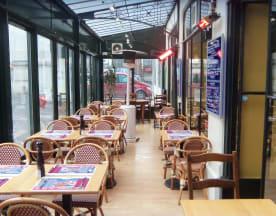 Café des Forces Motrices, Genève